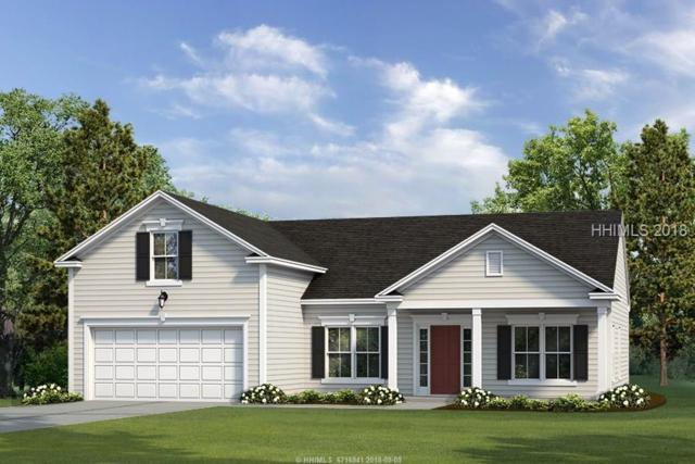 91 Grovewood Drive, Bluffton, SC 29910 (MLS #386289) :: RE/MAX Coastal Realty