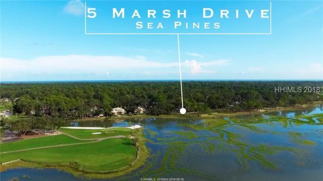 5 Marsh Drive, Hilton Head Island, SC 29928 (MLS #386310) :: Collins Group Realty
