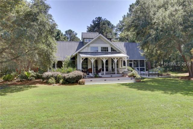 21 Straight Road, Okatie, SC 29909 (MLS #386401) :: Southern Lifestyle Properties