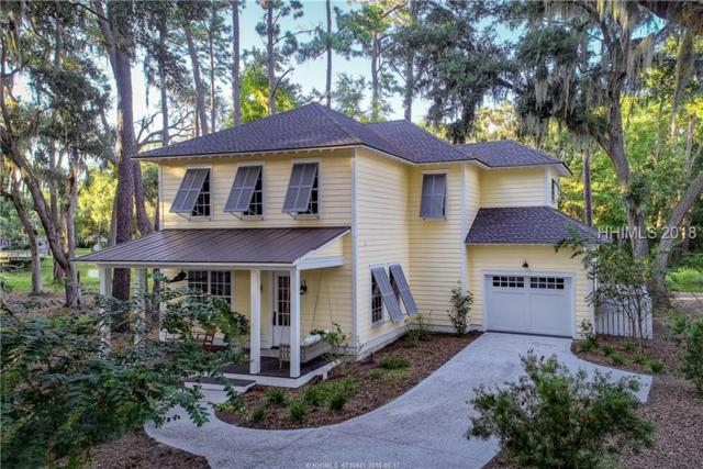9 Osprey Place, Daufuskie Island, SC 29915 (MLS #386405) :: Collins Group Realty