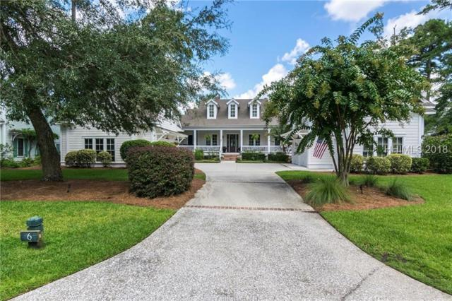 6 Gregorie Neck, Okatie, SC 29909 (MLS #386436) :: Collins Group Realty
