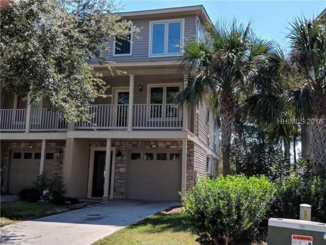 74 Ceasar Place, Hilton Head Island, SC 29926 (MLS #386527) :: The Alliance Group Realty