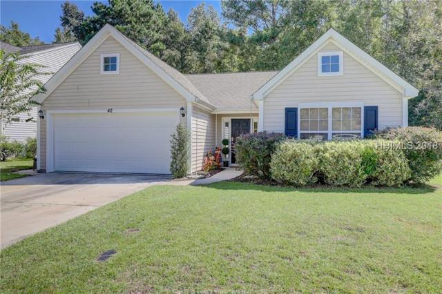 42 Wheatfield Circle, Bluffton, SC 29910 (MLS #386803) :: RE/MAX Coastal Realty