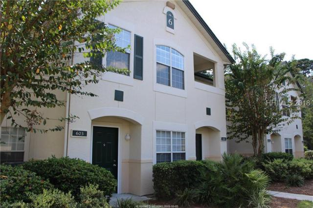 897 Fording Island Road #603, Bluffton, SC 29910 (MLS #386862) :: The Alliance Group Realty