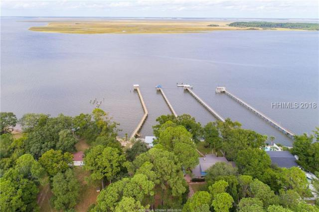 739 Eddings Point Road, Saint Helena Island, SC 29920 (MLS #387007) :: Southern Lifestyle Properties