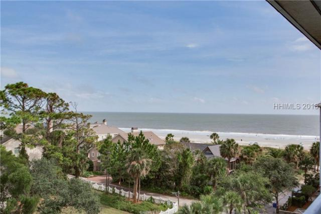 10 N Forest Beach Drive #2503, Hilton Head Island, SC 29928 (MLS #387015) :: RE/MAX Coastal Realty
