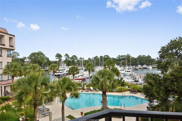 7 Shelter Cove Lane #7535, Hilton Head Island, SC 29928 (MLS #387054) :: RE/MAX Island Realty