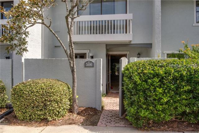 2 William Hilton Parkway #506, Hilton Head Island, SC 29926 (MLS #387092) :: The Alliance Group Realty