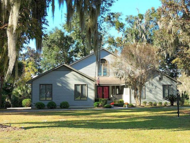 36 Seabrook Point Drive, Seabrook, SC 29940 (MLS #387096) :: RE/MAX Coastal Realty