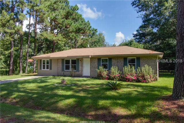 605 Thomas Street, Hardeeville, SC 29927 (MLS #387186) :: RE/MAX Coastal Realty
