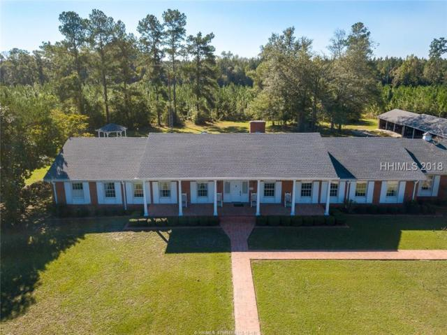 965 Luray Highway, Hampton, SC 29924 (MLS #387196) :: Southern Lifestyle Properties