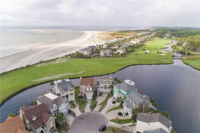 361 Ocean Point Drive, Fripp Island, SC 29920 (MLS #387222) :: RE/MAX Coastal Realty