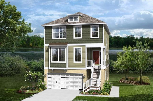61 Hammock Oaks Circle, Hilton Head Island, SC 29926 (MLS #387240) :: Collins Group Realty