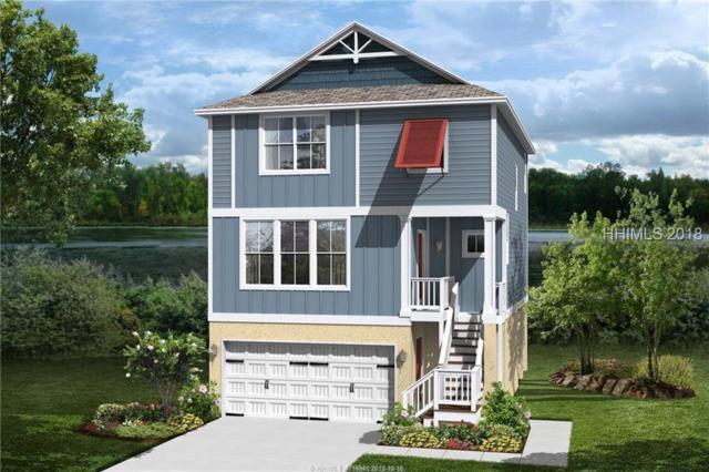 63 Hammock Oaks Circle, Hilton Head Island, SC 29926 (MLS #387243) :: Collins Group Realty