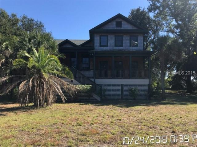 70 Nathan Pope Road, Saint Helena Island, SC 29920 (MLS #387452) :: RE/MAX Coastal Realty