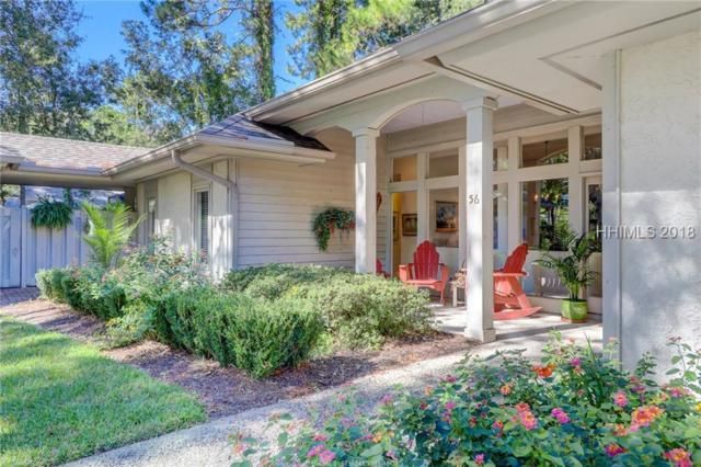 56 Wedgefield Drive, Hilton Head Island, SC 29926 (MLS #387518) :: RE/MAX Coastal Realty