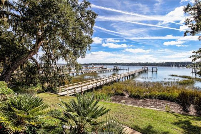 61 River Club Drive, Hilton Head Island, SC 29926 (MLS #387552) :: The Alliance Group Realty
