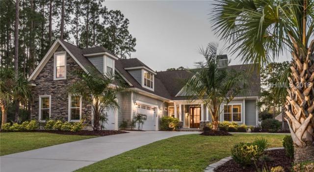 222 Hampton Lake Drive, Bluffton, SC 29910 (MLS #387554) :: Southern Lifestyle Properties