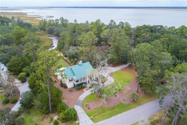 231 Old Plantation Drive W, Beaufort, SC 29907 (MLS #387652) :: Beth Drake REALTOR®