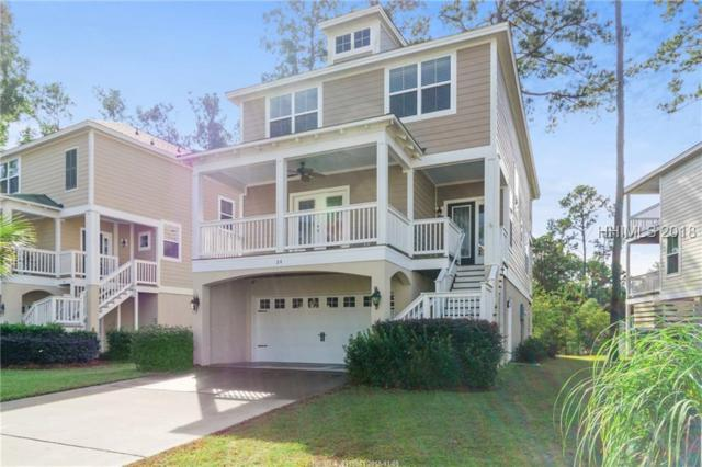 24 Jarvis Creek Way, Hilton Head Island, SC 29926 (MLS #387717) :: Southern Lifestyle Properties