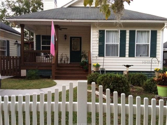 5 Caswell Avenue, Beaufort, SC 29902 (MLS #387729) :: The Alliance Group Realty