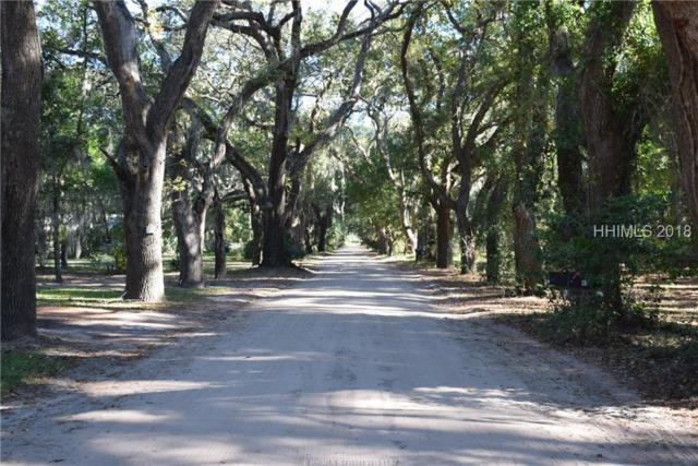 44 Avenue Of Oaks, Saint Helena Island, SC 29920 (MLS #387766) :: Southern Lifestyle Properties