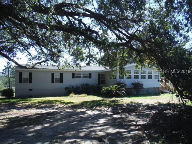 15 Busby Drive NE, Beaufort, SC 29906 (MLS #387830) :: RE/MAX Coastal Realty