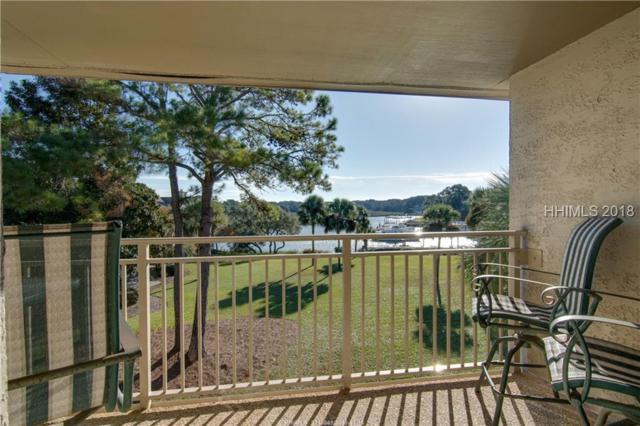 8 Braddock Bluff Drive #1813, Hilton Head Island, SC 29938 (MLS #387889) :: Collins Group Realty