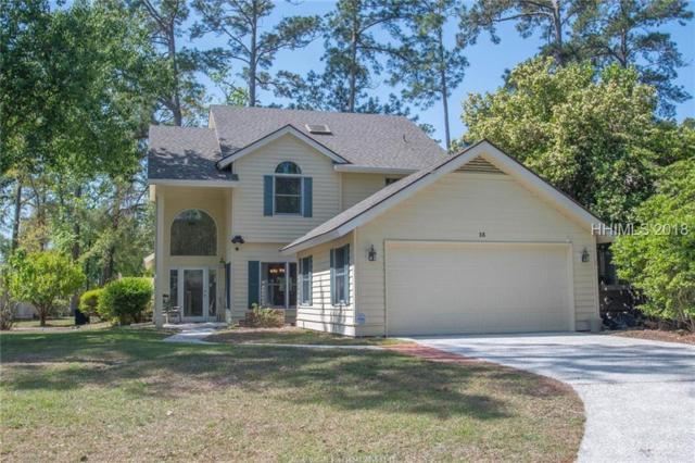 13 Pipers Pond Road, Bluffton, SC 29910 (MLS #387966) :: Southern Lifestyle Properties