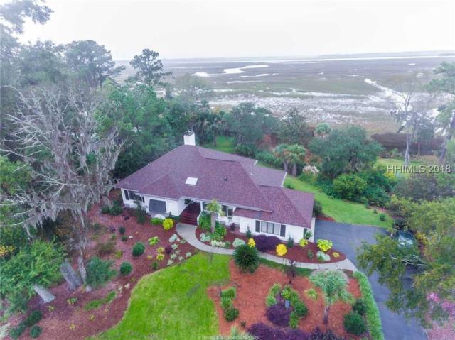 370 Dataw Drive, Saint Helena Island, SC 29920 (MLS #388076) :: Beth Drake REALTOR®
