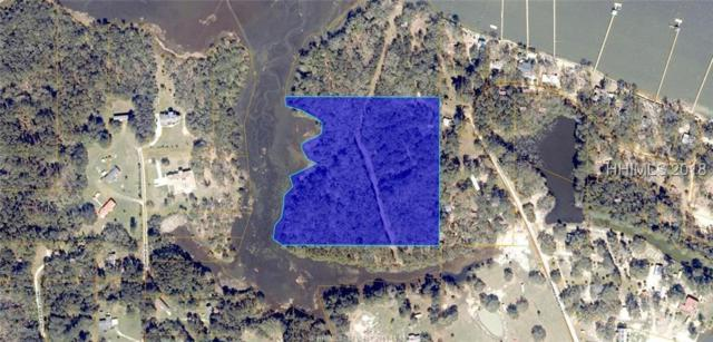 731 Eddings Point Road, Saint Helena Island, SC 29920 (MLS #388079) :: Southern Lifestyle Properties