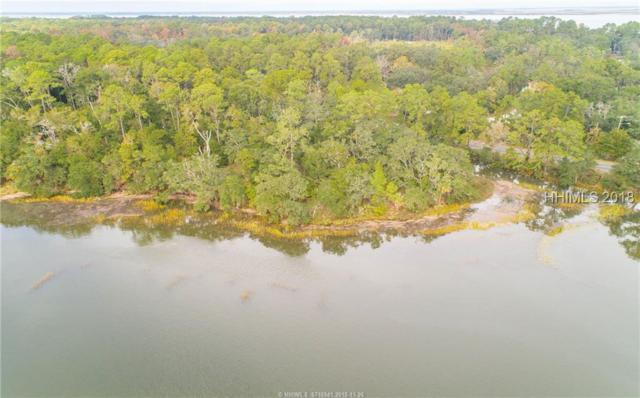 TBD Sams Point Road, Beaufort, SC 29907 (MLS #388169) :: The Alliance Group Realty