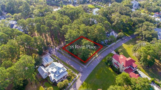 28 River Pl, Beaufort, SC 29906 (MLS #388187) :: The Alliance Group Realty