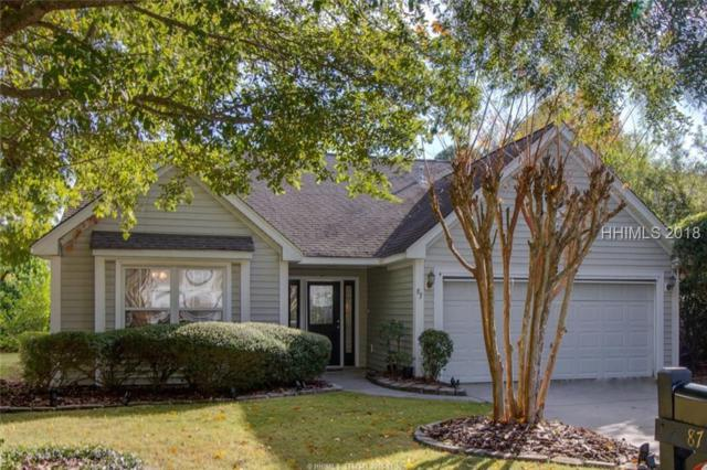 87 Lake Linden Drive, Bluffton, SC 29910 (MLS #388214) :: The Alliance Group Realty