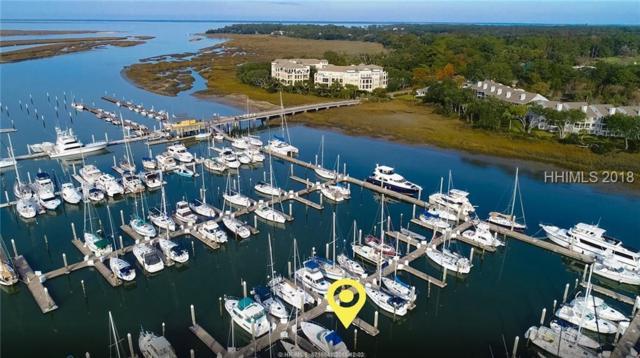 1 Skull Creek Marina Drive D-11 Lane, Hilton Head Island, SC 29926 (MLS #388229) :: The Alliance Group Realty