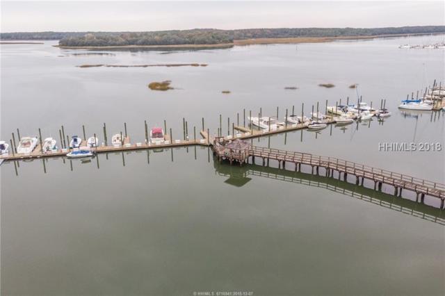 Boatslip - Villages At Skull Creek W, Hilton Head Island, SC 29926 (MLS #388422) :: Beth Drake REALTOR®