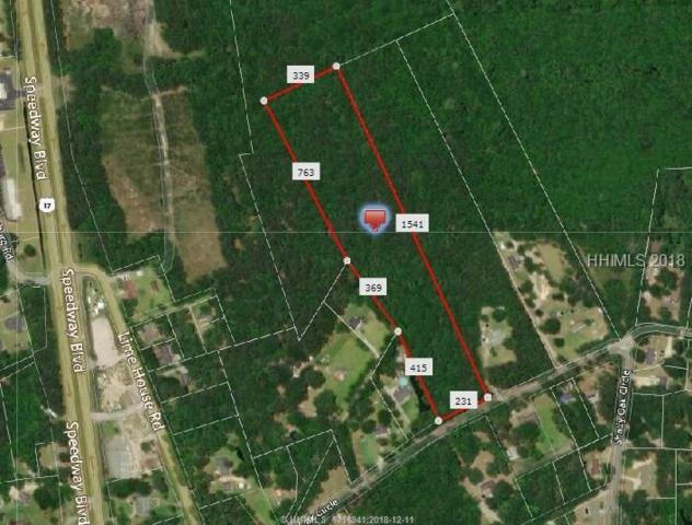 Shady Oak Circle, Hardeeville, SC 29927 (MLS #388446) :: RE/MAX Coastal Realty