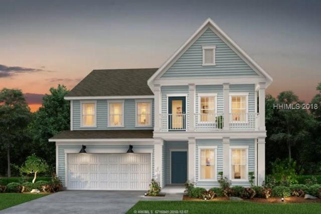 55 Wheelhouse Way, Bluffton, SC 29910 (MLS #388451) :: Beth Drake REALTOR®