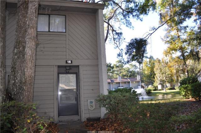 96 Mathews Drive #16, Hilton Head Island, SC 29926 (MLS #388463) :: RE/MAX Coastal Realty