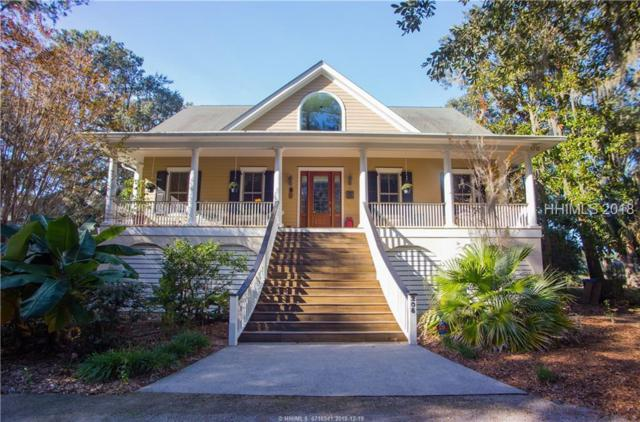 208 Green Winged Teal Drive S, Beaufort, SC 29907 (MLS #388573) :: Southern Lifestyle Properties