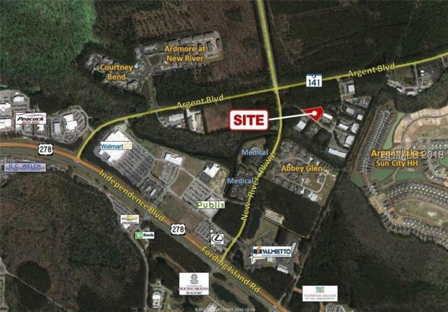 Lot 45 Mead Road, Hardeeville, SC 29927 (MLS #388624) :: RE/MAX Coastal Realty