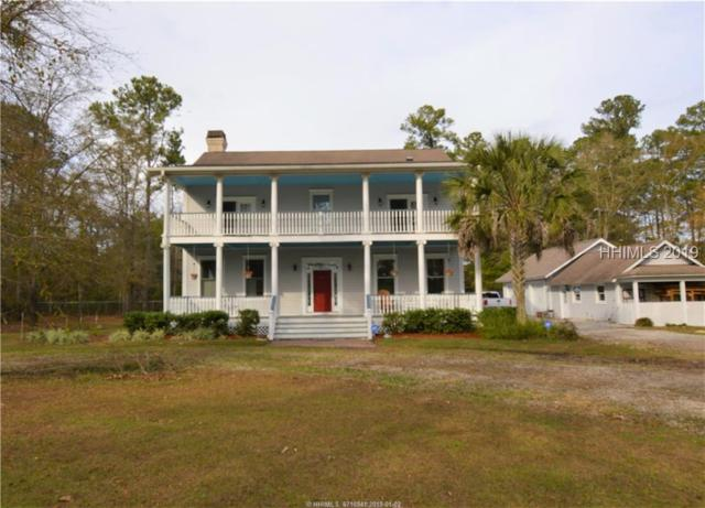247 Johnson Road, Seabrook, SC 29940 (MLS #388807) :: The Alliance Group Realty