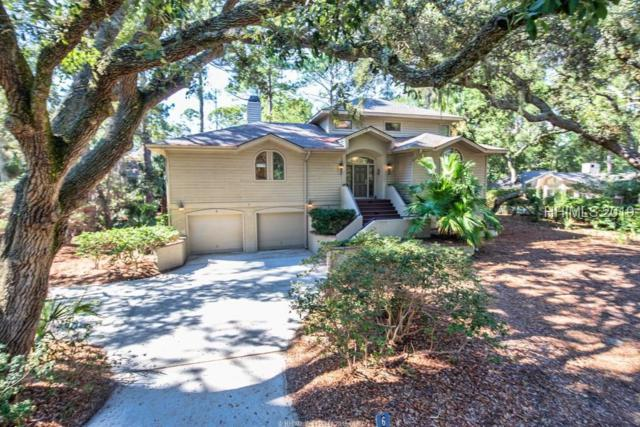 6 Painted Bunting Road, Hilton Head Island, SC 29928 (MLS #388818) :: Collins Group Realty