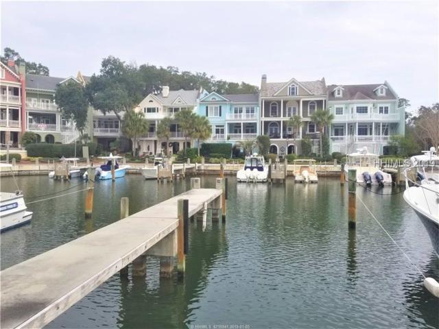 I-146 Windmill Harbour Marina, Hilton Head Island, SC 29926 (MLS #388836) :: Collins Group Realty