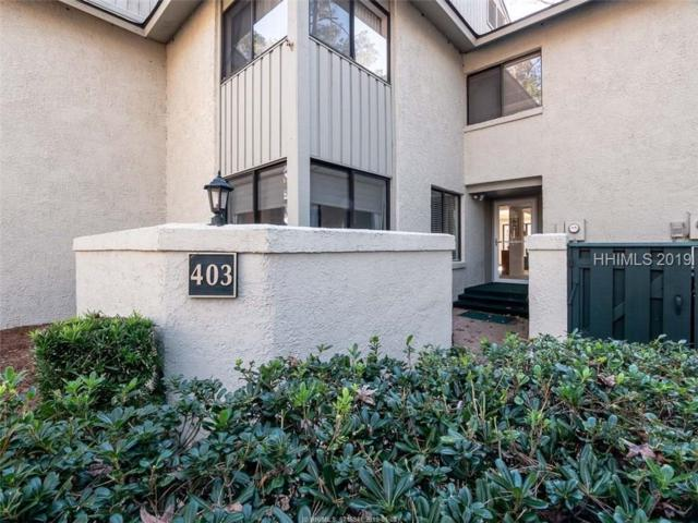 90 Gloucester Road #403, Hilton Head Island, SC 29928 (MLS #388982) :: The Alliance Group Realty