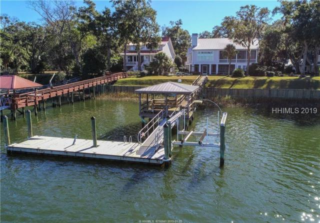 110 Myrtle Island Road, Bluffton, SC 29910 (MLS #389156) :: RE/MAX Island Realty
