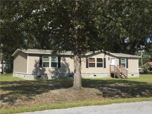 1501 Fordville Road, Ridgeland, SC 29936 (MLS #389206) :: RE/MAX Coastal Realty