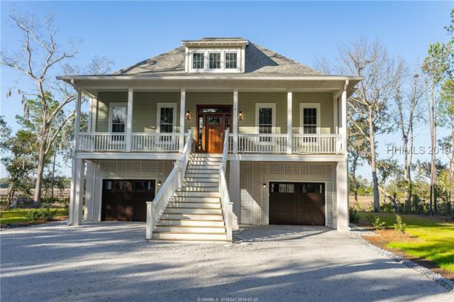4 Front Street, Saint Helena Island, SC 29920 (MLS #389227) :: Collins Group Realty