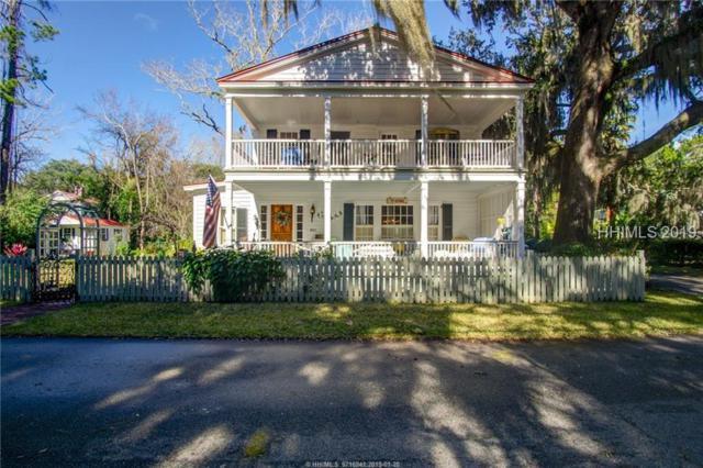 301 Laurens Street, Beaufort, SC 29902 (MLS #389517) :: The Alliance Group Realty
