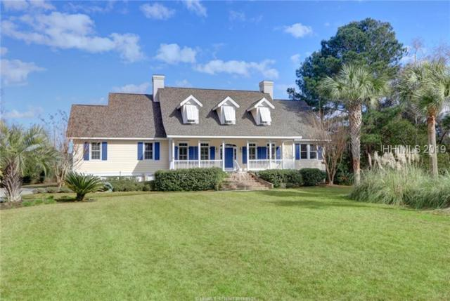 115 Dolphin Point Drive, Beaufort, SC 29907 (MLS #389571) :: RE/MAX Coastal Realty